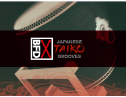 BFD Japanese Taiko Grooves