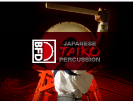 BFD Japanese Taiko Percussion