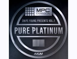 AKAI Professional Snipe Young Presents Vol 1 Pure Platinum