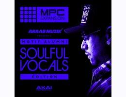 AKAI Professional Motif Alumni - Soulful Vocals Edition