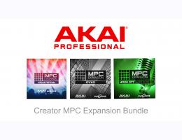 AKAI Professional Creator MPC Expansion Bundle