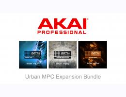 AKAI Professional Urban MPC Expansion Bundle