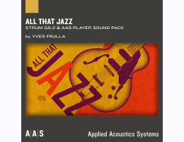 Applied Acoustics Systems All That Jazz