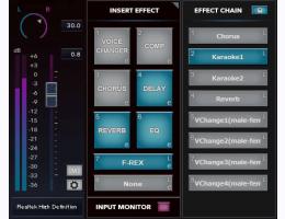 Internet Co. Audio Input FX